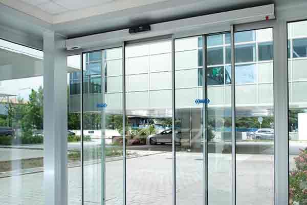 در مورد درب اتوماتیک شیشه ایی مدل FAAC A1400 بیشتر بدانیم
